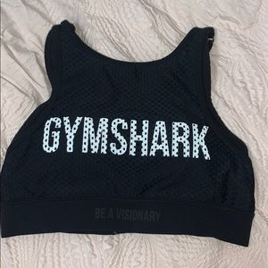 GYMSHARK Mesh Movement Sports Bra - XS